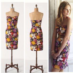Anthropologie 'Tropica Jacquard' Mini Dress